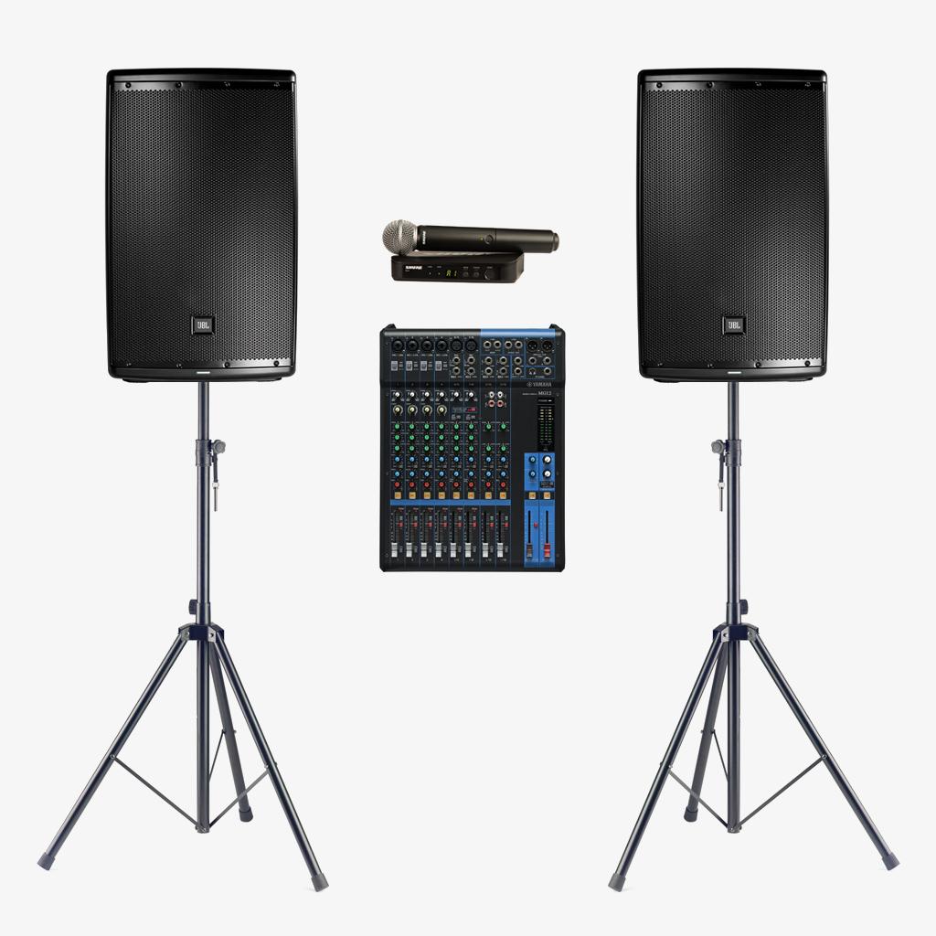 Комплект звука 1.2 кВт