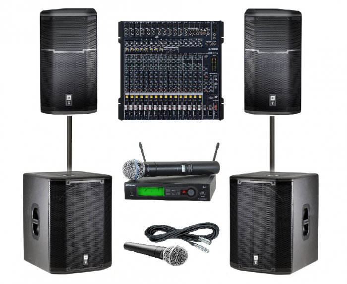 Комплект звука 2.2 кВт
